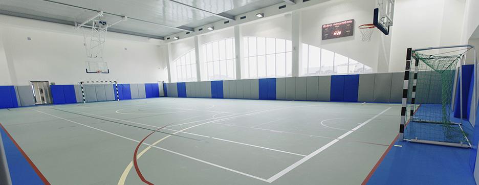 Зал игровых видов спорта